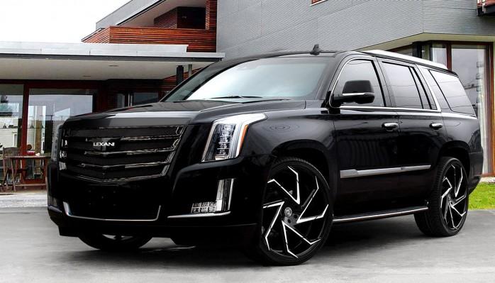 Cadillac Escalade 2019 >> Lexani Wheels   Grilles