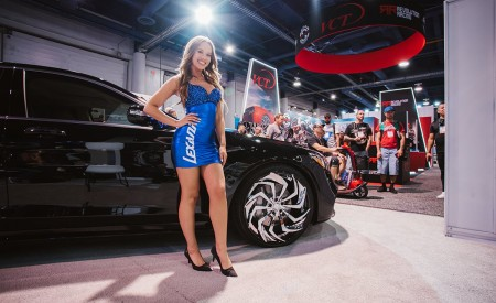 Lexani at Sema - 2019