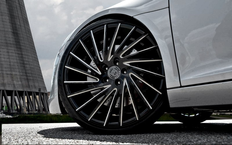 Nice car on Lexani Concave Sport series, Wraith wheels