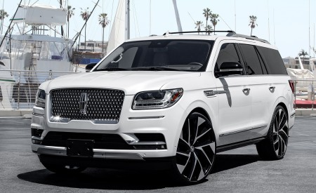 Lincoln Navigator on Ghost