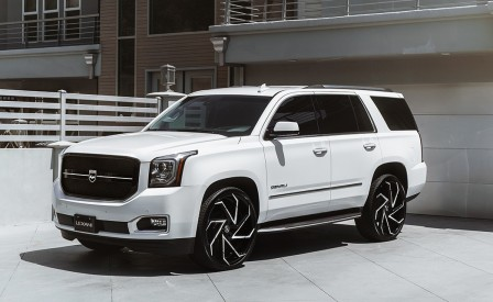 "Yukon Denali on 26"" Cyclone"