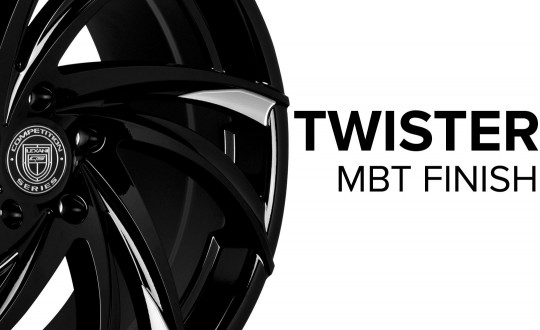 Twister - MBT Finish