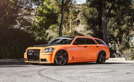 Custom Dodge Magnum on Twister
