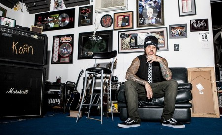 Fieldy of Korn talks Bass, Going Number One, and Lexani