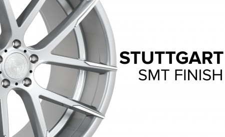 Stuttgart - SMT Finish