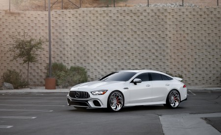 2020 Mercedes Benz AMG GT63 on LZ-772