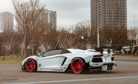Lamborghini Aventador on LC-780