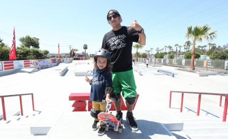 A Day with Christian Hosoi