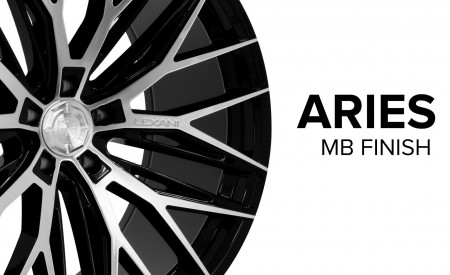 All New ARIES - MB Finish