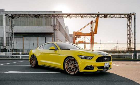 Ford Mustang on Spike