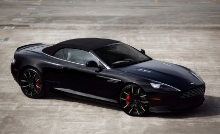 "Aston Martin DB9 on 20"" LZ-102"