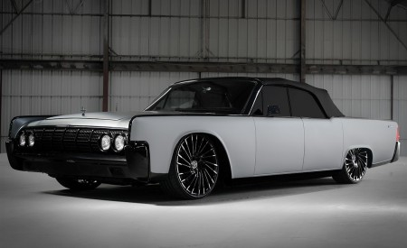 "1964 Classic Continental on 22"" Wraith MBT"