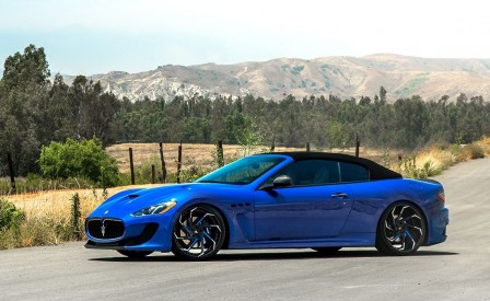 Maserati GranTurismo MC on LZ-753