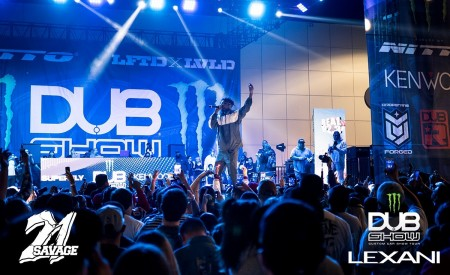 Dub Show Tour Los Angeles 2018