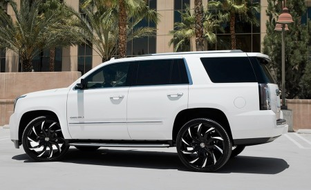"GMC Yukon Denali on 26"" Matisse MBT"