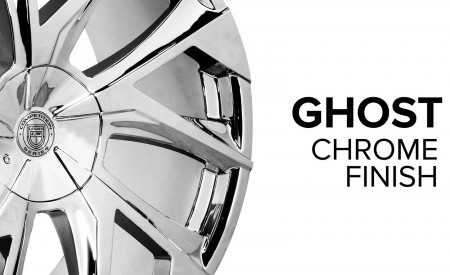 Ghost - Chrome Finish