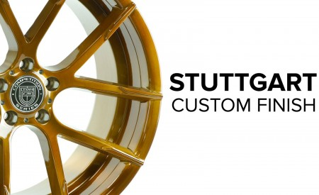 Stuttgart - Custom Finish