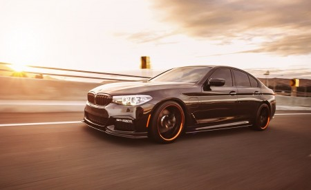 BMW 530E | F1 Series R-Twelve - Custom Lip