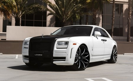 Mansory Rolls Royce Ghost on LZ-771