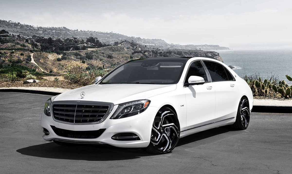 Mercedes Maybach S600 on M-761