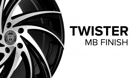 Twister - MB Finish