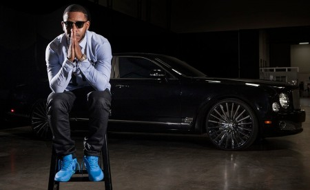Eric Bellinger - Photoshoot Behind The Scenes with Lexani