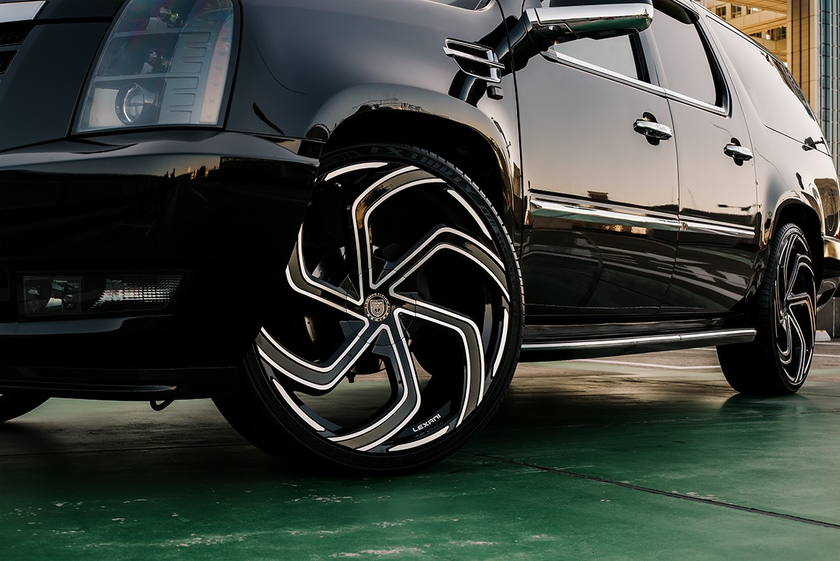 Cadillac Escalade on Swift - MB Finish