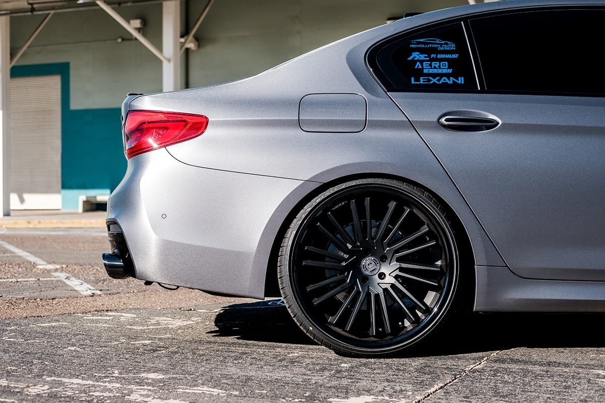 BMW M550i Virage