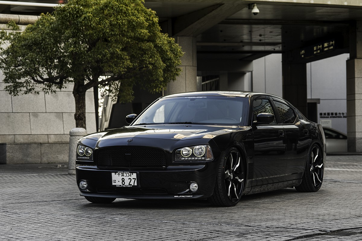 Dodge Charger on Zagato - BG Finish