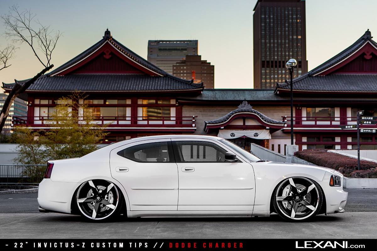 Dodge Charger on Invictus-Z