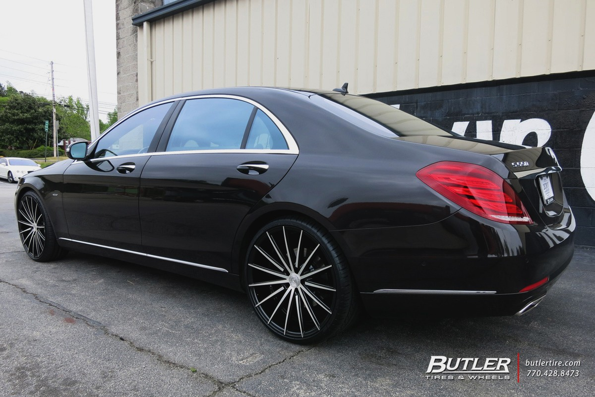 Mercedes S550 on Pegasus