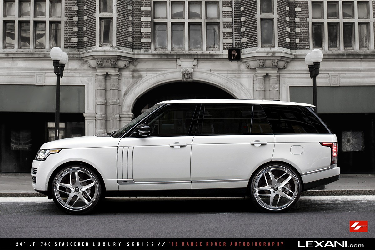 Range Rover LWB on LF-746