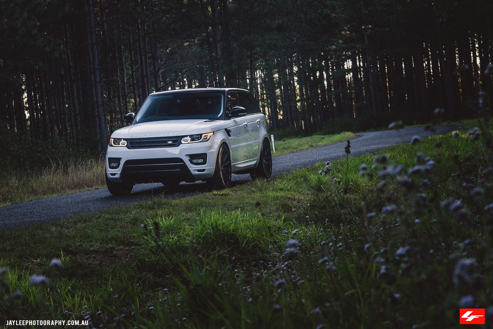 Range Rover Sport on CSS-15