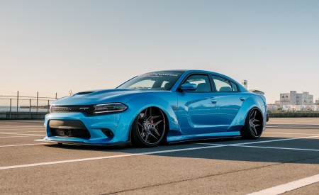 Dodge Charger on Renzo RZ-109