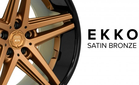 All New EKKO - Satin Bronze Finish