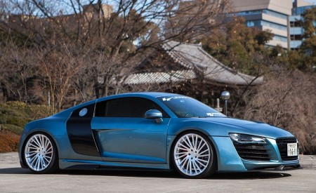 Prior Design Widebody Audi R8 on M-119