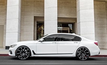 "BMW 750i on 24"" CSS-15"