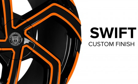 Swift - Custom Finish