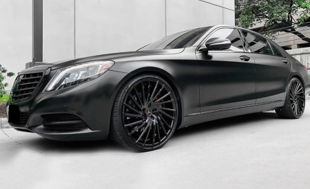 Mercedes S Class on Wraith