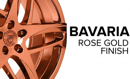 Bavaria - Rose Gold Finish