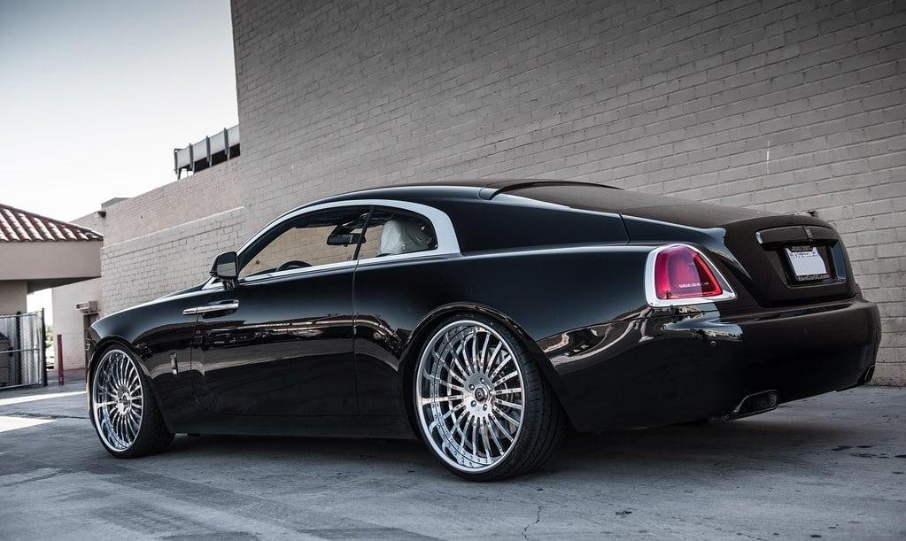 2018 Rolls Royce Wraith on 24