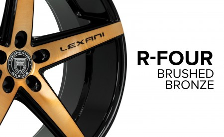 R-Four - Bronze Finish
