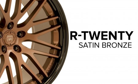 R-Twenty - Satin Bronze