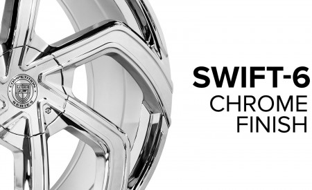 Swift-6 Chrome Finish