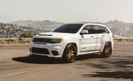 Jeep Trackhawk on R-Twelve