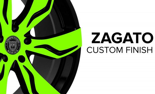 Zagato - Custom Finish
