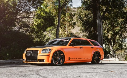 Dodge Magnum on Twister