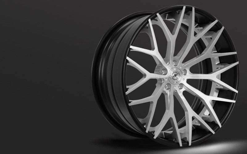 Lexani Renzo Forged series, RZ-105 wheels