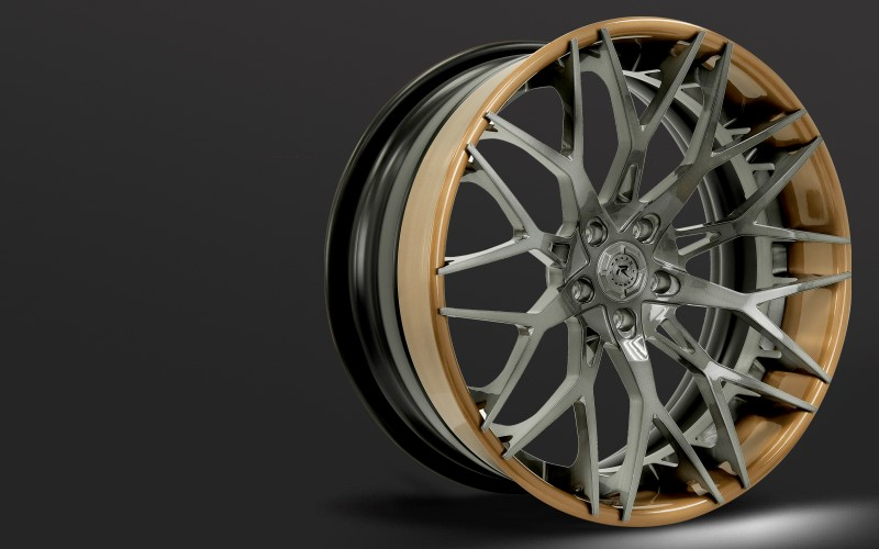 Lexani Renzo Forged series, RZ-107 wheels