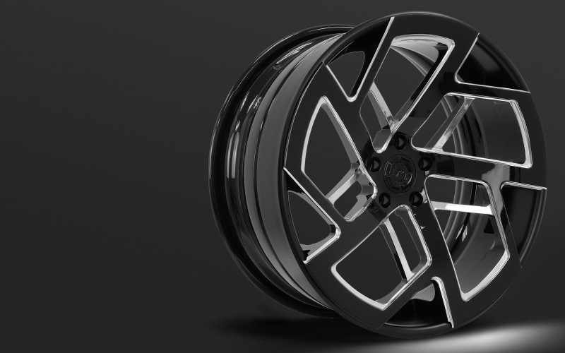 Lexani Renzo Forged series, RZ-106 wheels